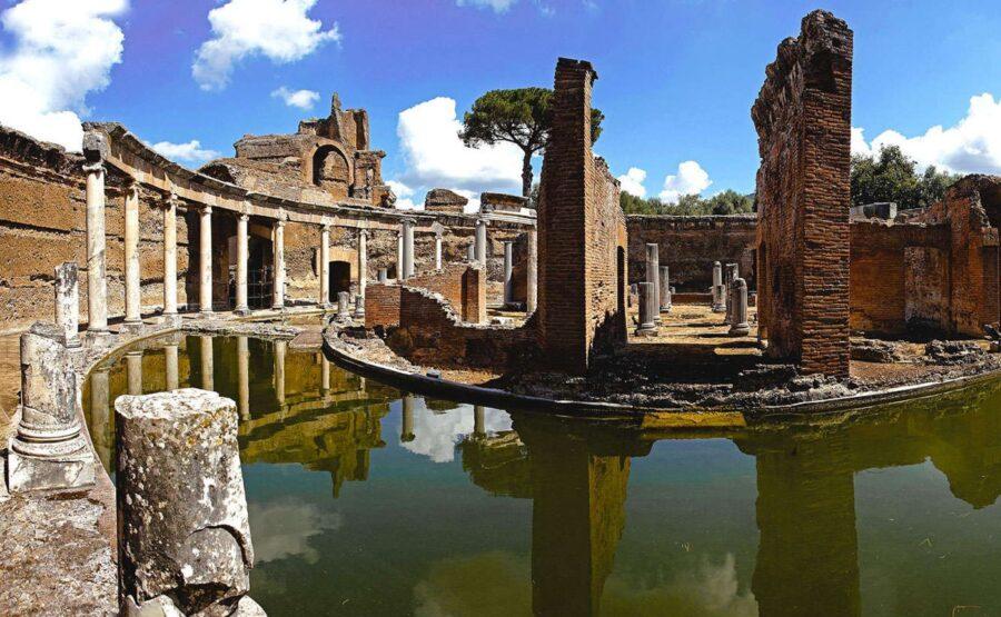 Hadrian's Villa – Tivoli 05