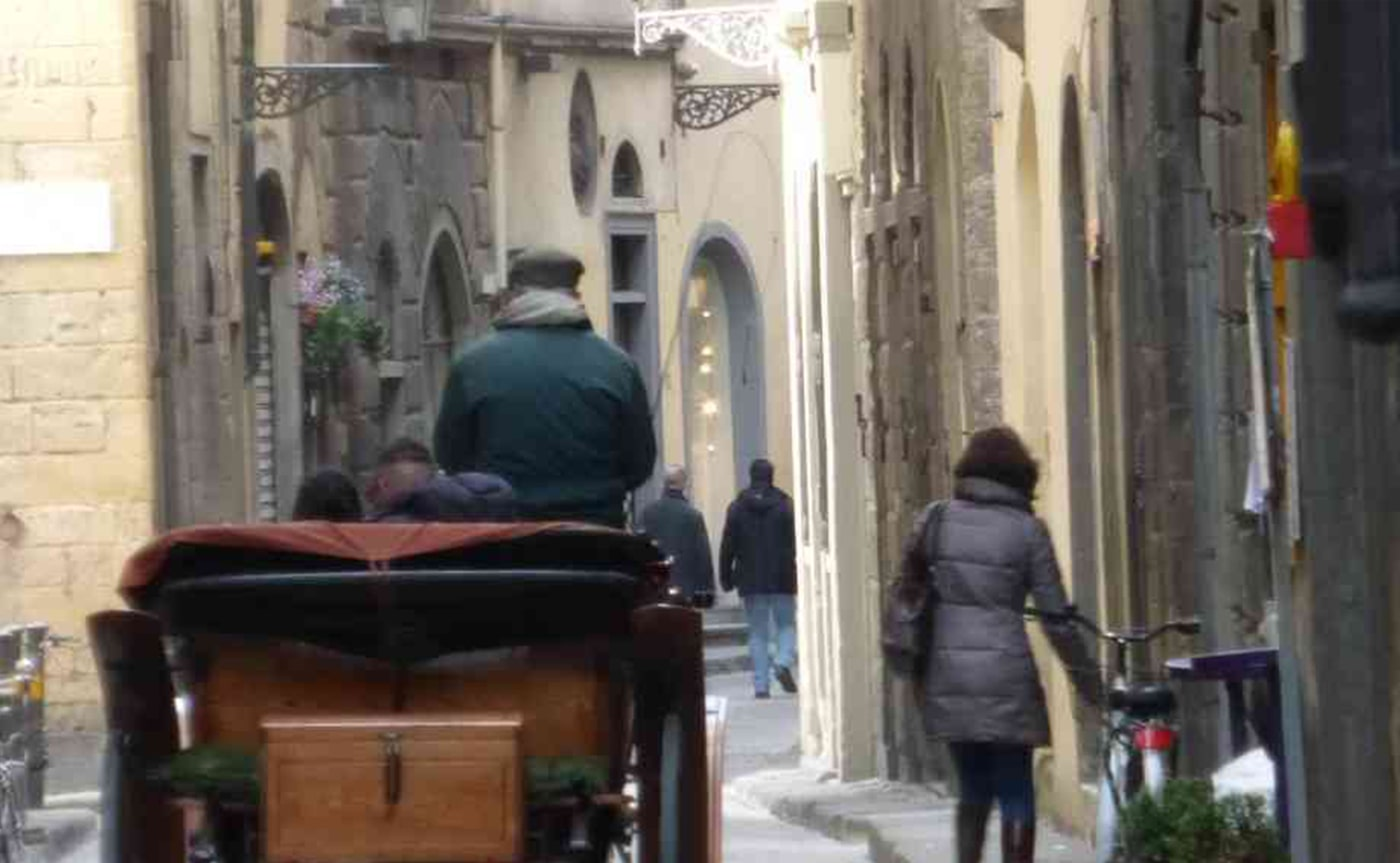 Horse Carriage Tour – Florence 02-min