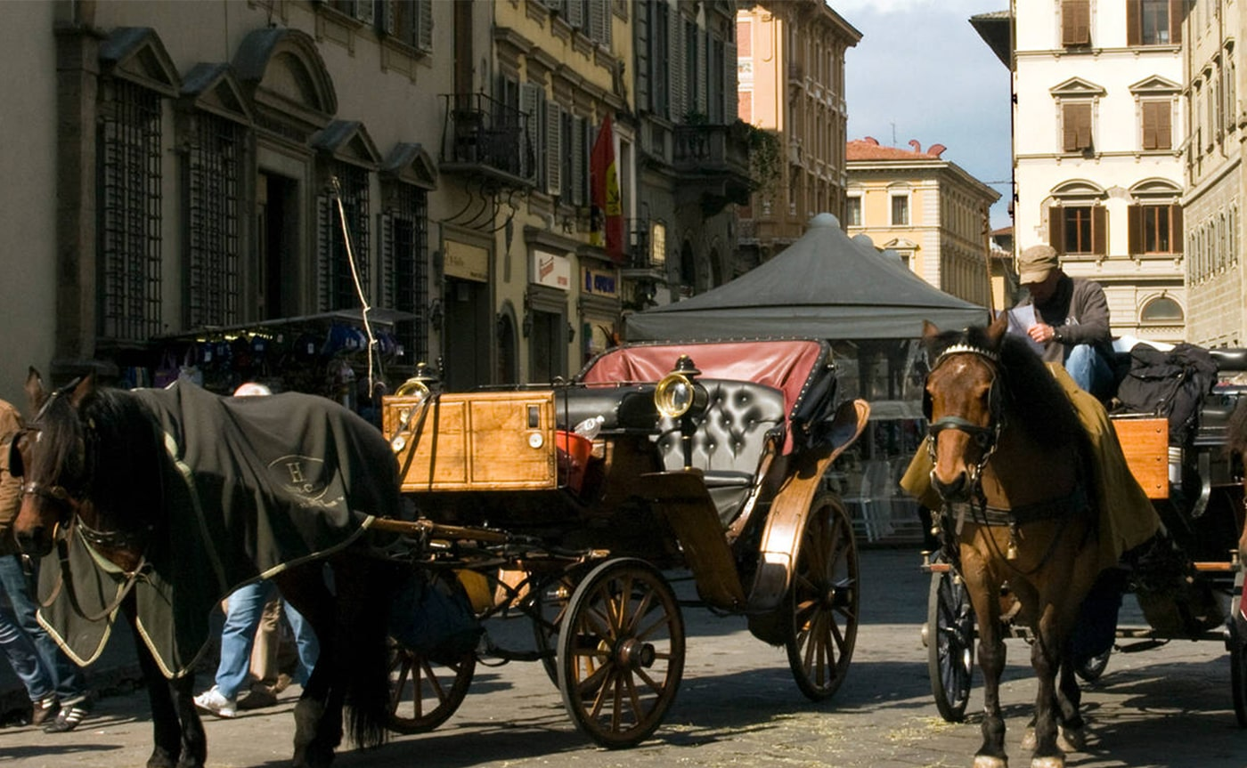 Horse Carriage Tour – Florence 04-min