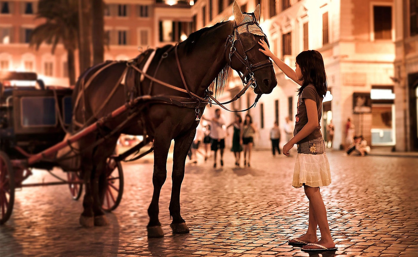 Horse Carriage Tour – Rome 03-min