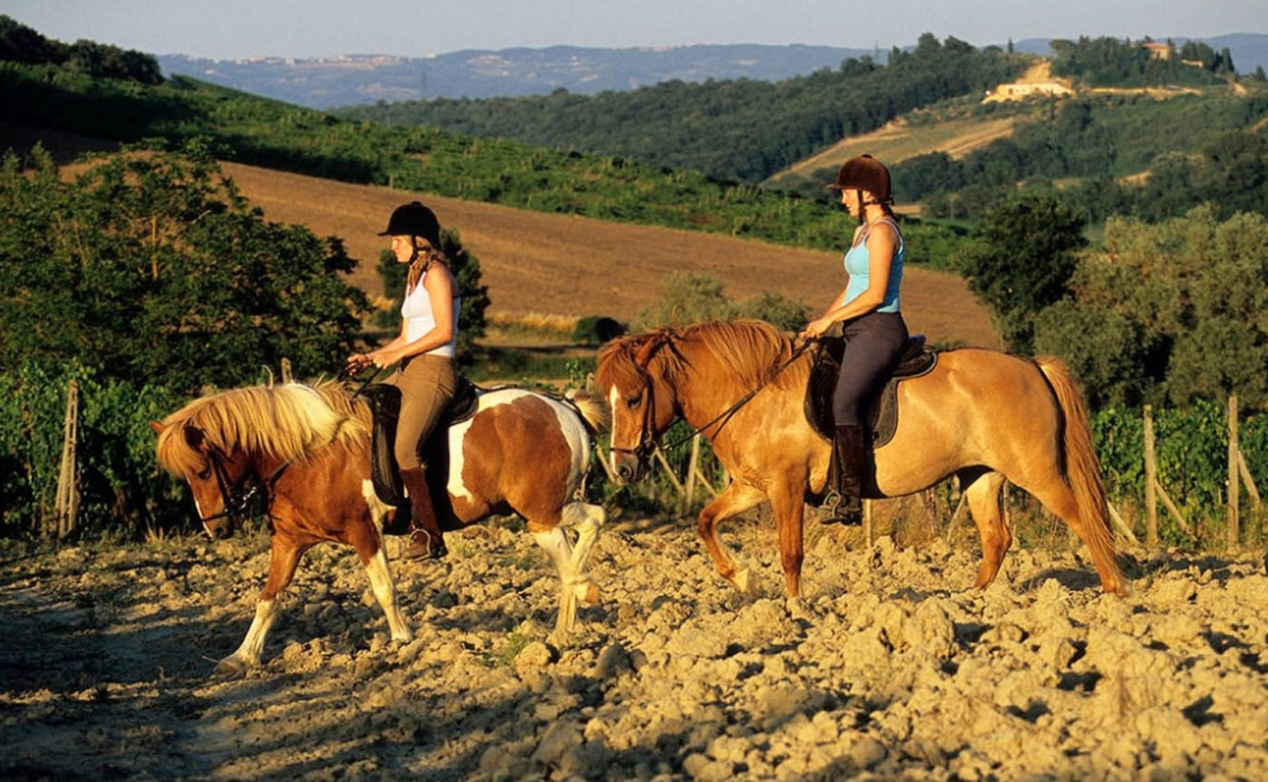 Horse Riding in Tuscany for Kids 02-min