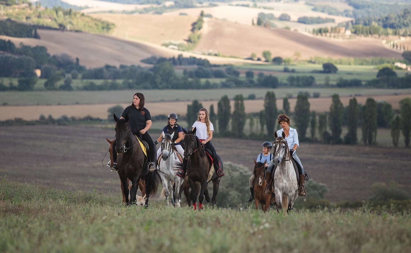 Horse Riding in Tuscany for Kids 03-min