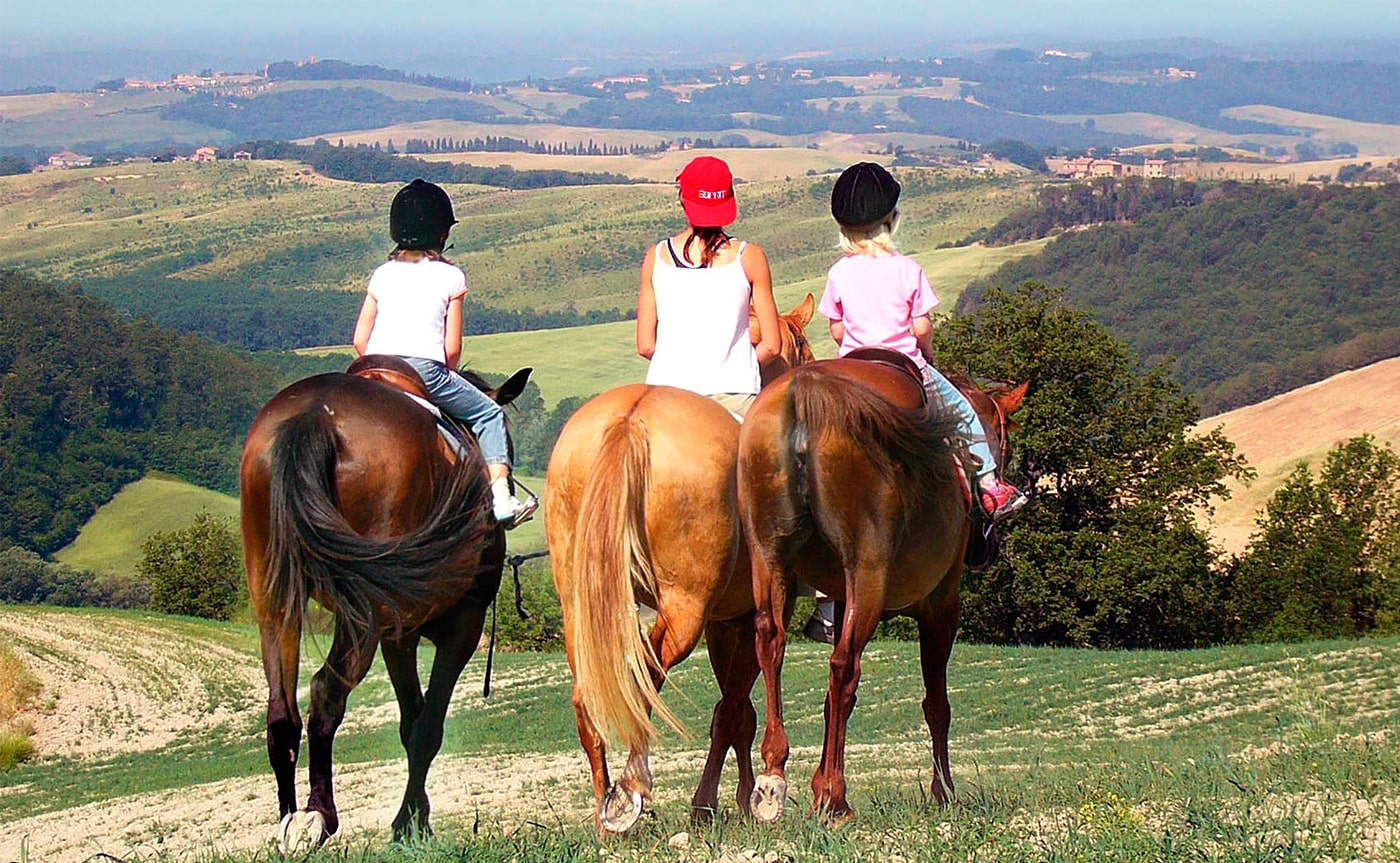 Horse Riding in Tuscany for Kids 04-min