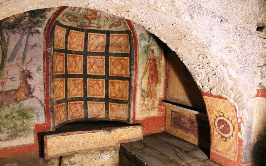 Hypogeum of via Livenza – Underground Rome tour