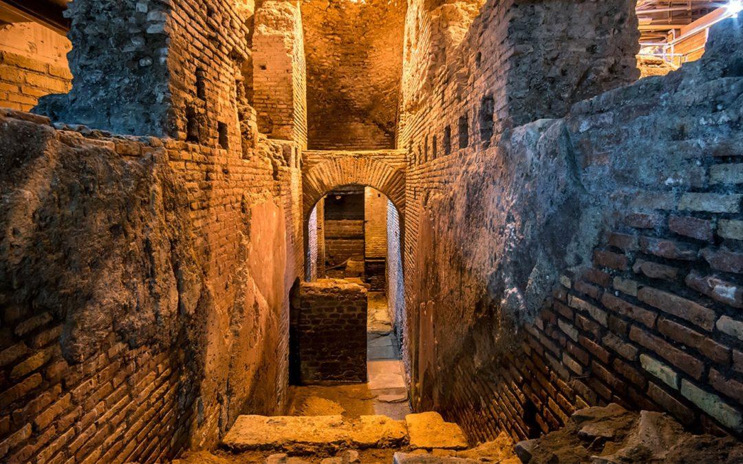 Insula of Vicus Caprarius – Underground Rome Tour