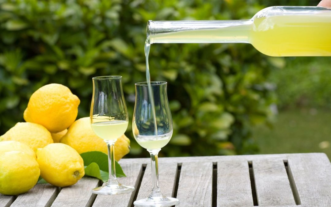 LIMONCELLO TASTING IN ITALY