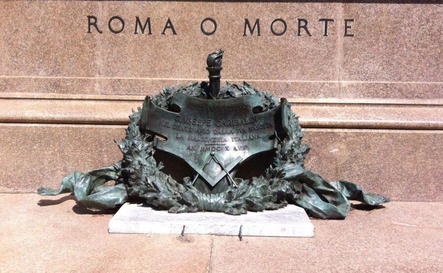 MASONIC TOUR - ROME