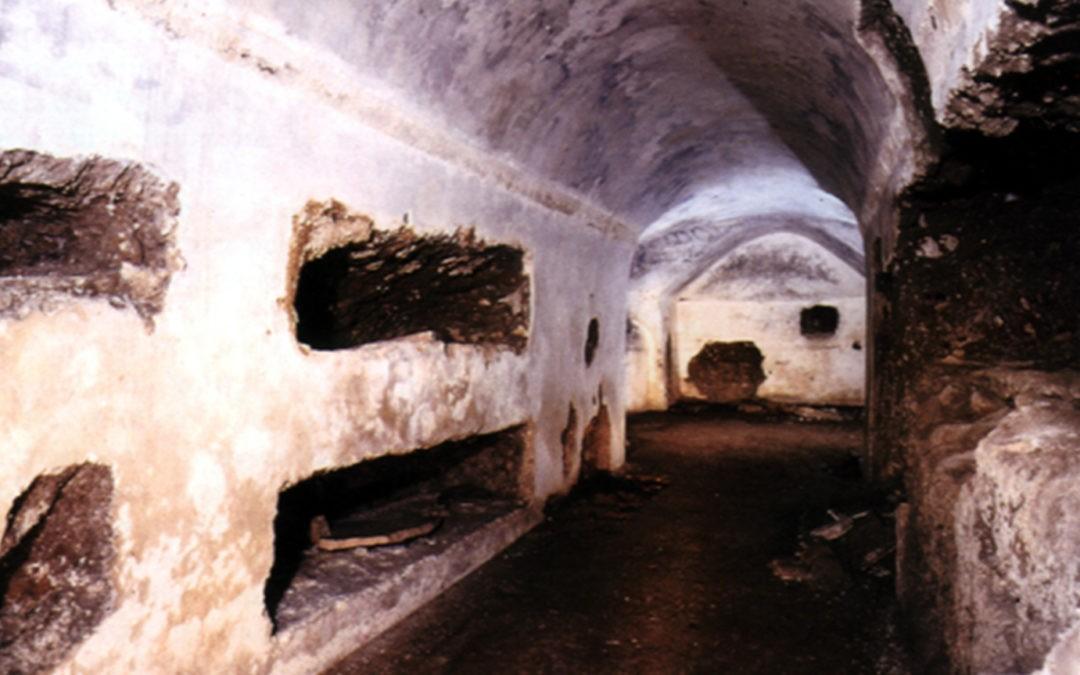Mausoleum of Lucilius Peto – Underground Rome tour