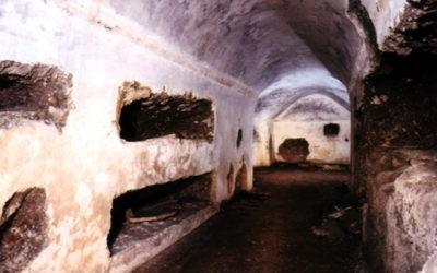Mausoleum of Lucilius Peto – Underground