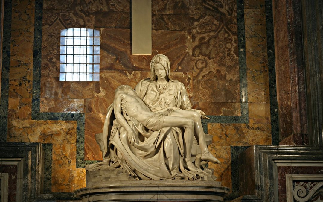 Michelangelo the sculptor – Tour