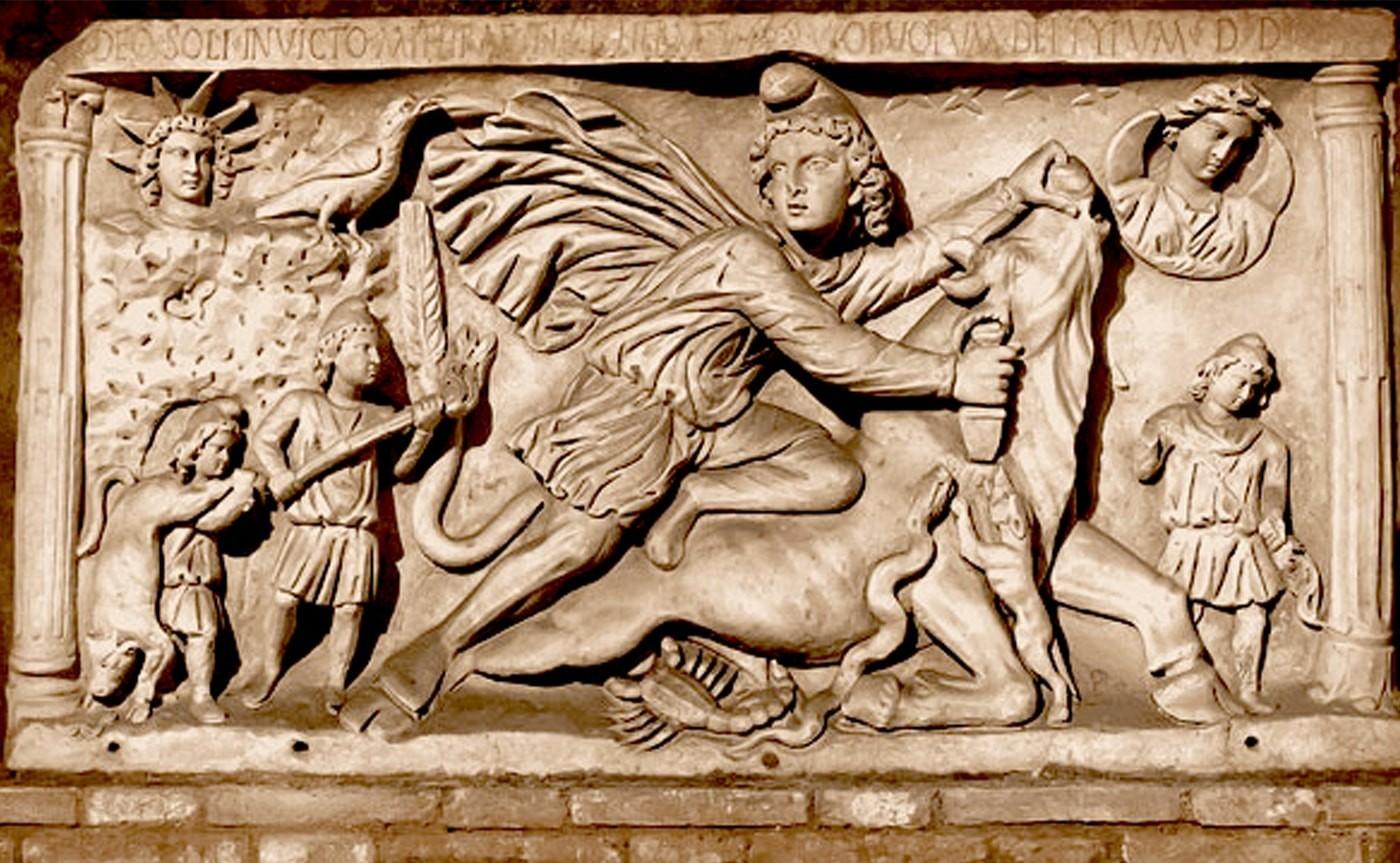 Mithraeum of Circus Maximus – Underground Rome 03-min