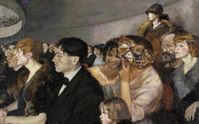 The twenties in Italy: exhibition in Genoa