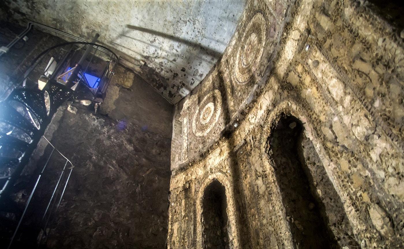 Nymphaeum of Annibaldis – Underground Rome 01-min