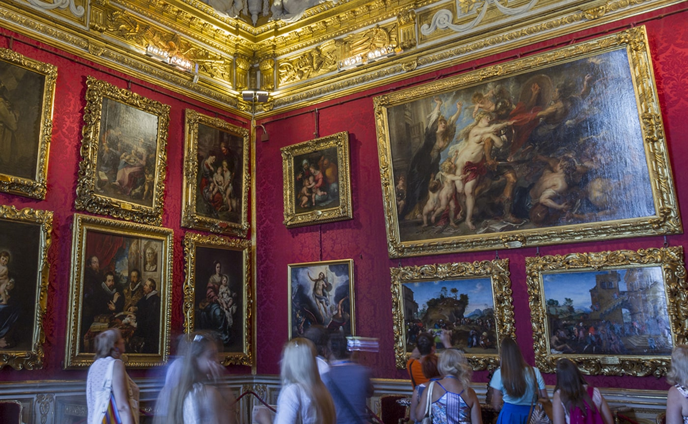 Palatine Gallery Tour – Pitti Palace 02-min
