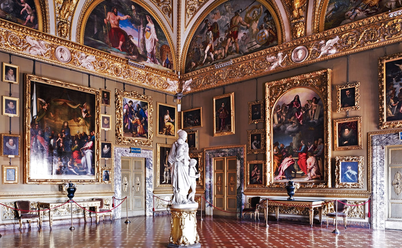 Palatine Gallery Tour – Pitti Palace 03-min
