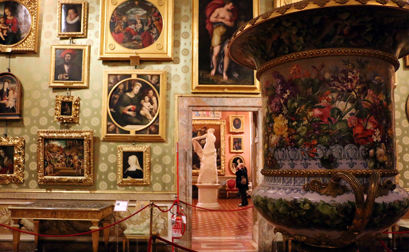 Palatine Gallery Tour – Pitti Palace 04-min