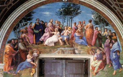 Raphael Rome tour