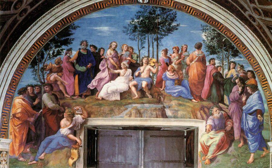 RAPHAEL TOUR - ROME