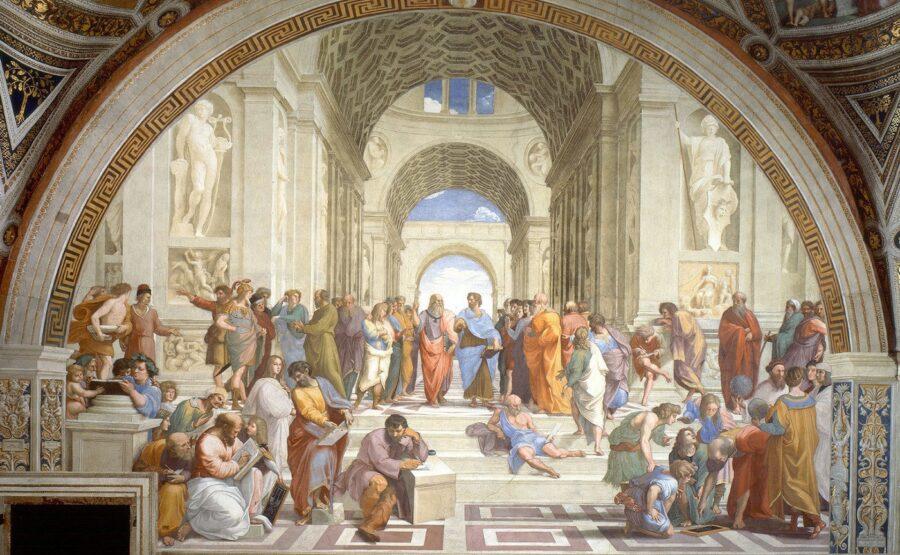 RAPHAEL the painter TOUR - ROME