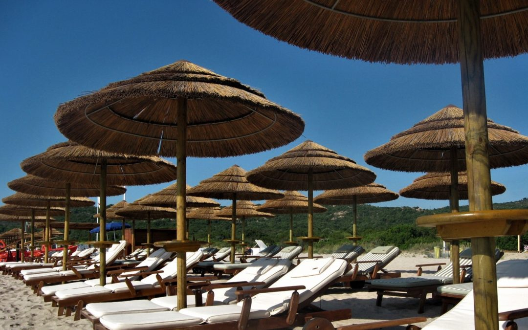 Relax on the beach – Rome