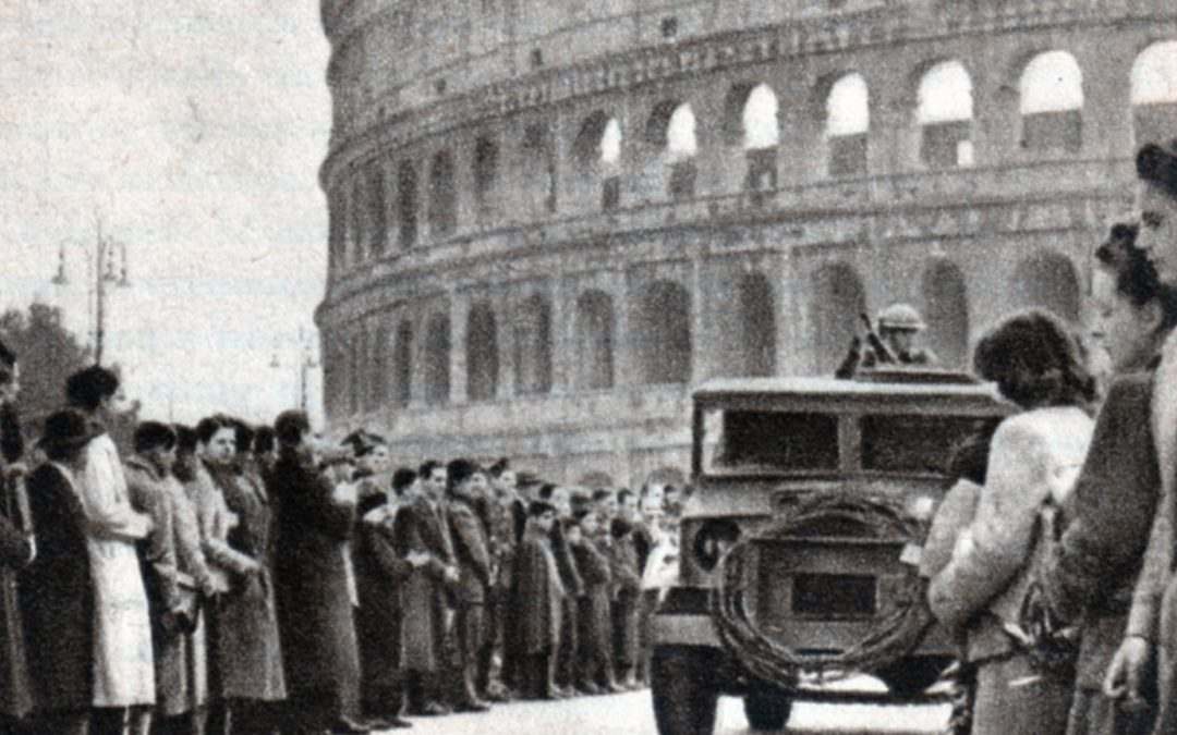 ROME IN 1944: HISTORICAL TOUR