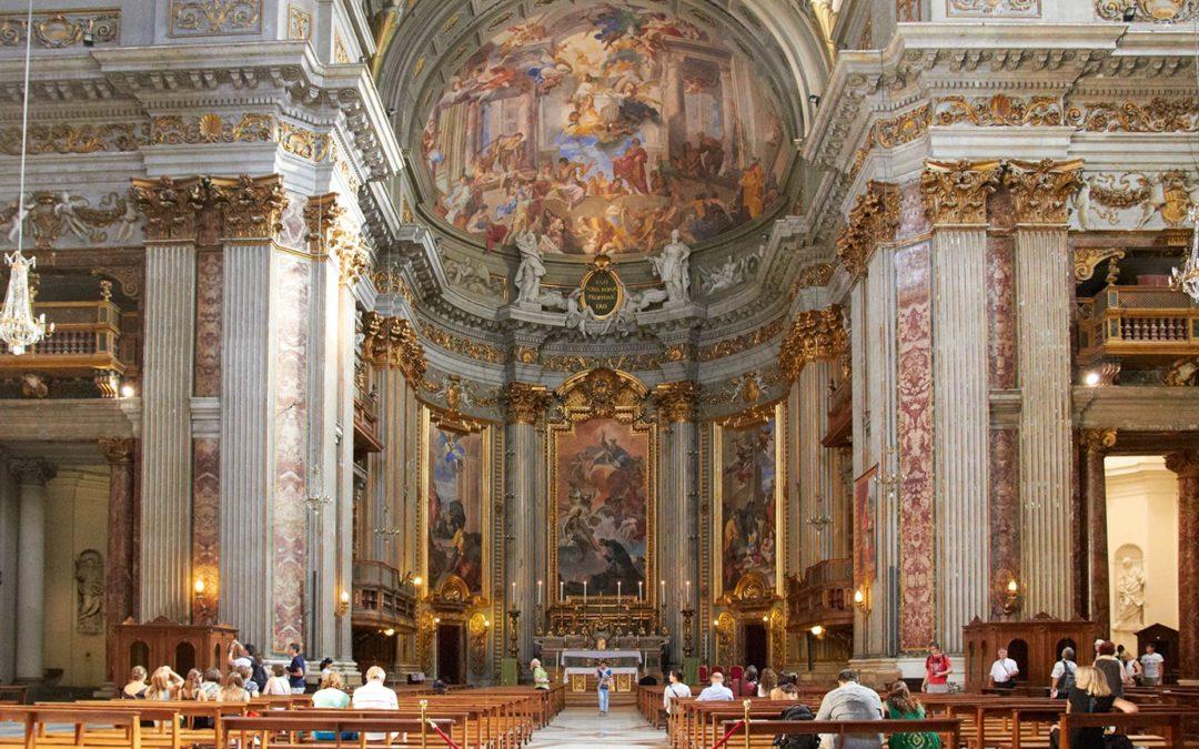 Rooms of St. Aloysius Gonzaga