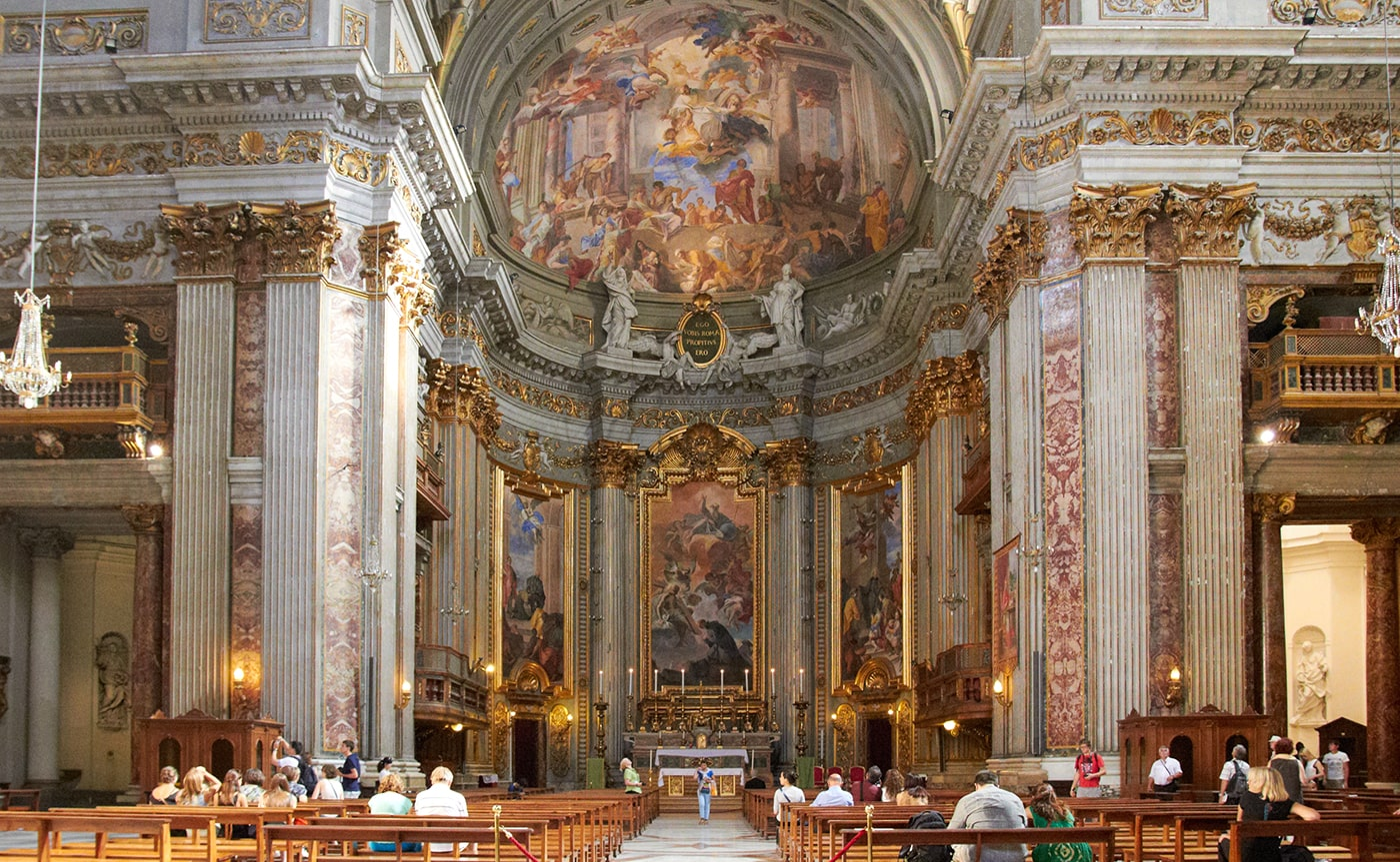 Rooms of St. Aloysius Gonzaga 01-min