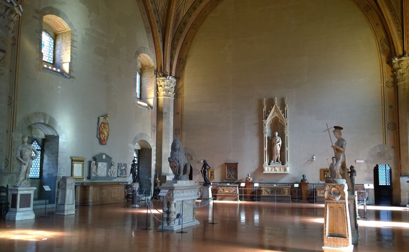 Santa Croce Church and Bargello Museum – Florence 02-min