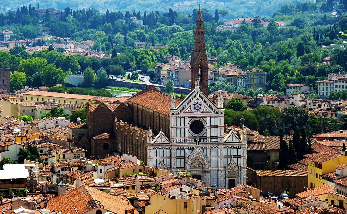 Santa Croce Church and Bargello Museum – Florence 03-min