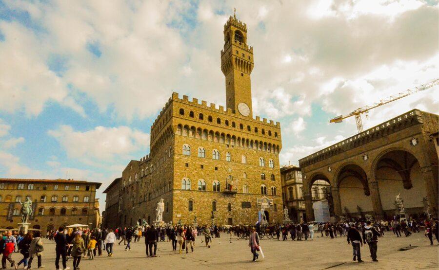 Secret Passages of Palazzo Vecchio – Florence 02-min