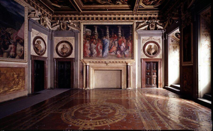 Secret Passages of Palazzo Vecchio – Florence 03-min