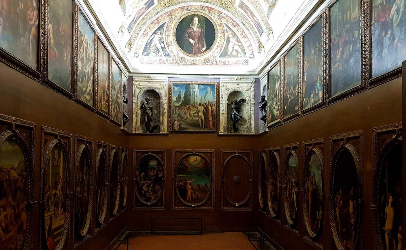 Secret Passages of Palazzo Vecchio – Florence 04-min