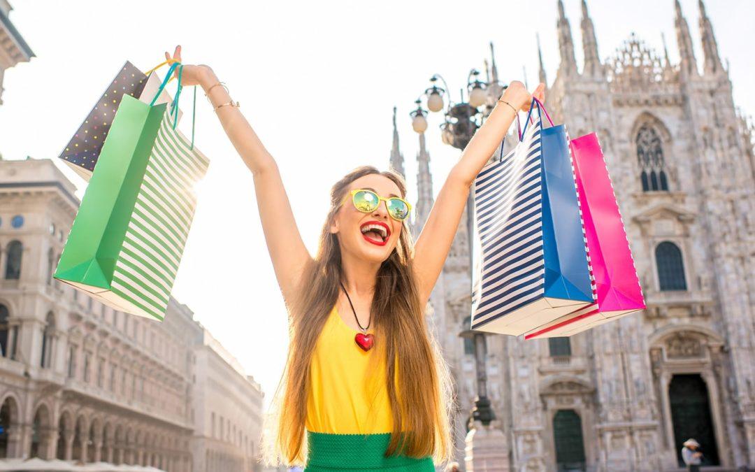 SHOPPING TOUR – MILAN