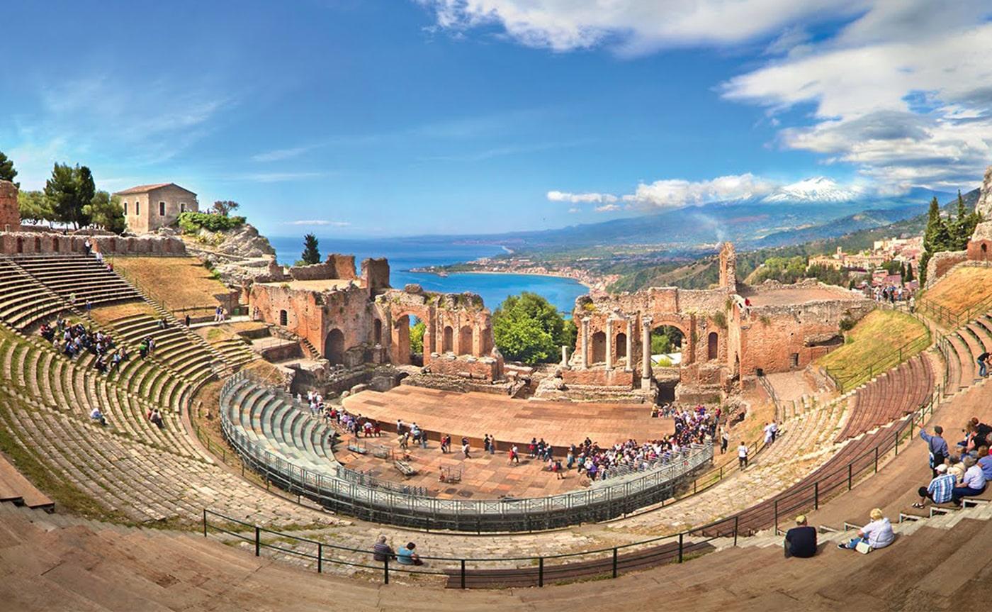 Taormina, Giardini Naxos & Castelmola Tour 03-min