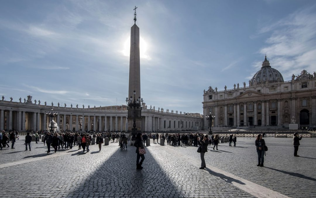 The most beautiful churches of Rome tour