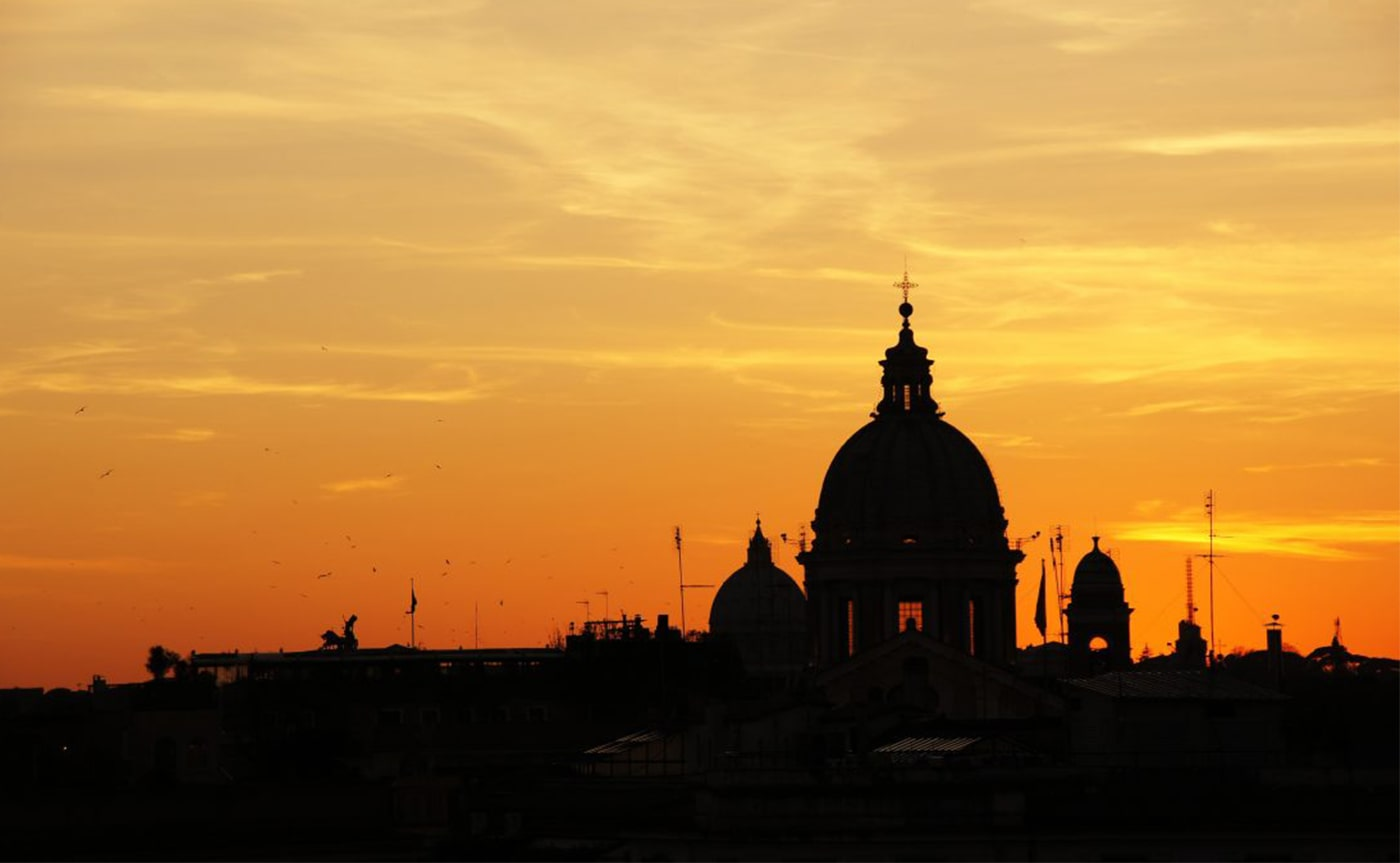 The Best sunset views of Rome 04-min