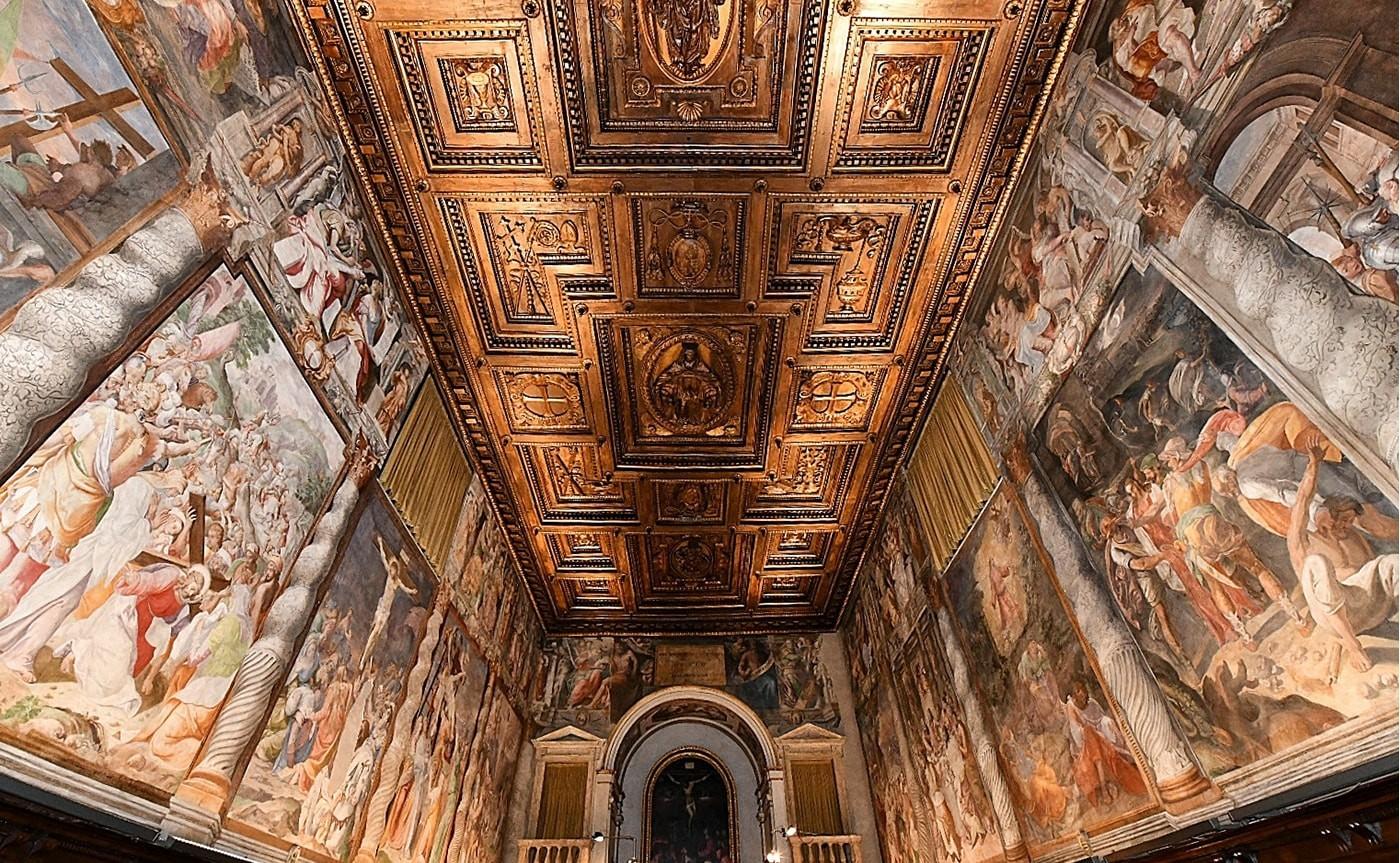The Pope of Renaissance Rome tour 02-min