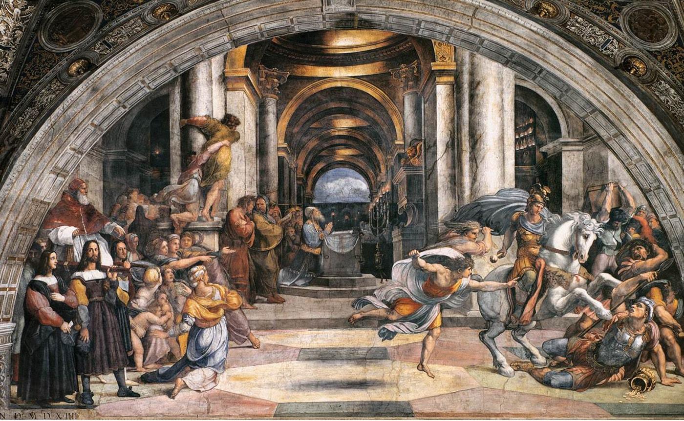The Pope of Renaissance Rome tour 03-min