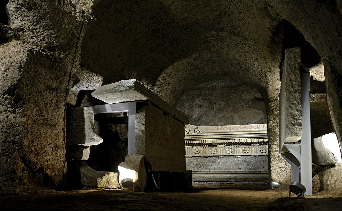 Tomb of the Scipios 03-min