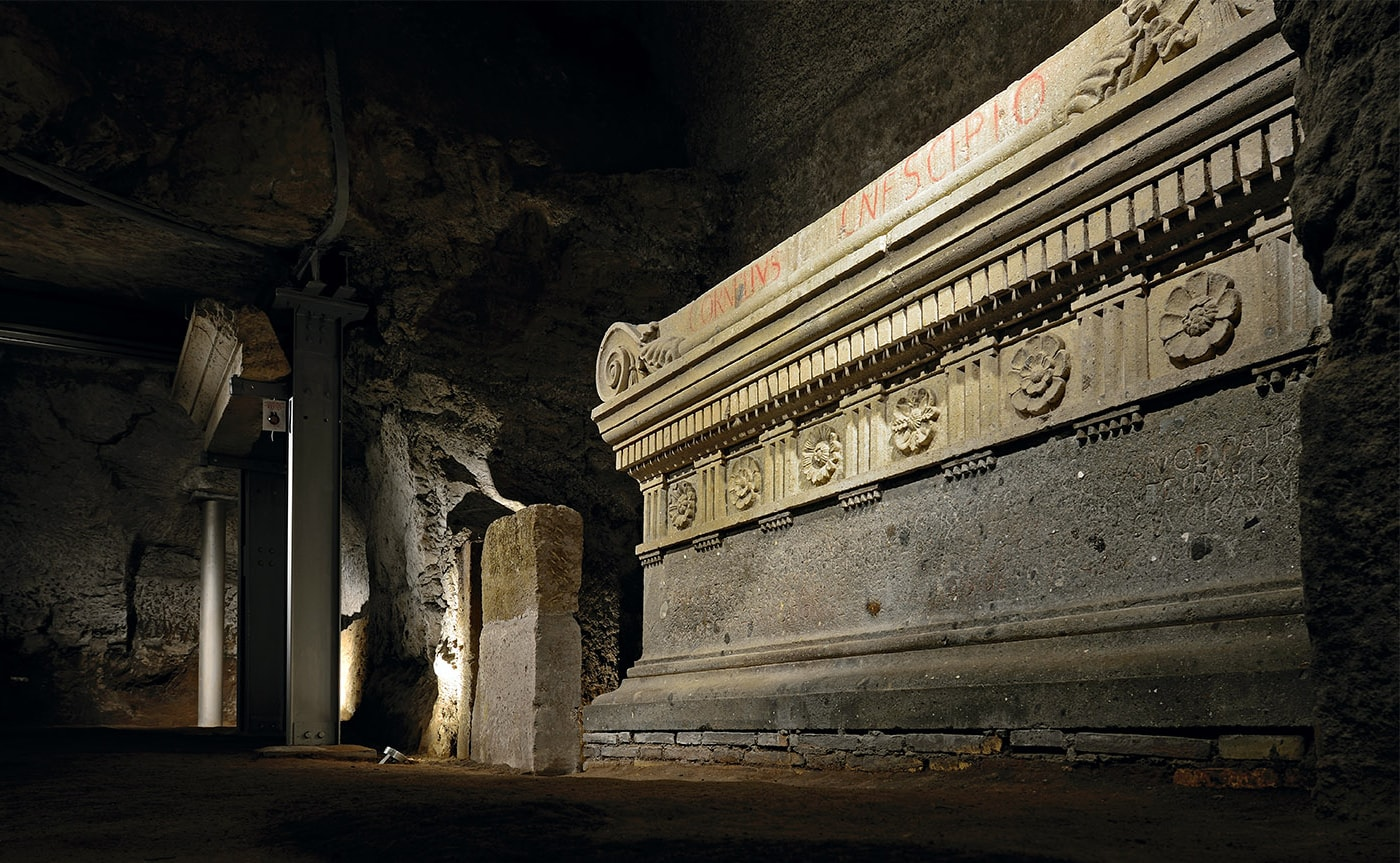Tomb of the Scipios 04-min