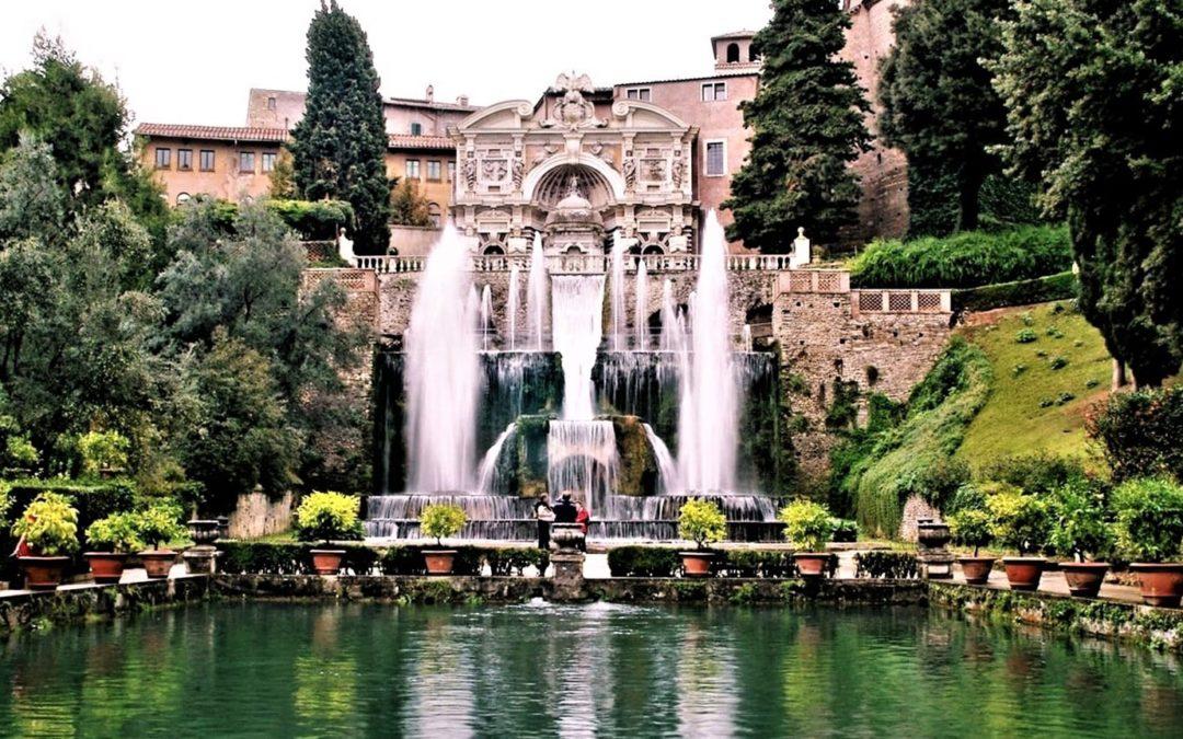 Villa D'Este Tour – Tivoli