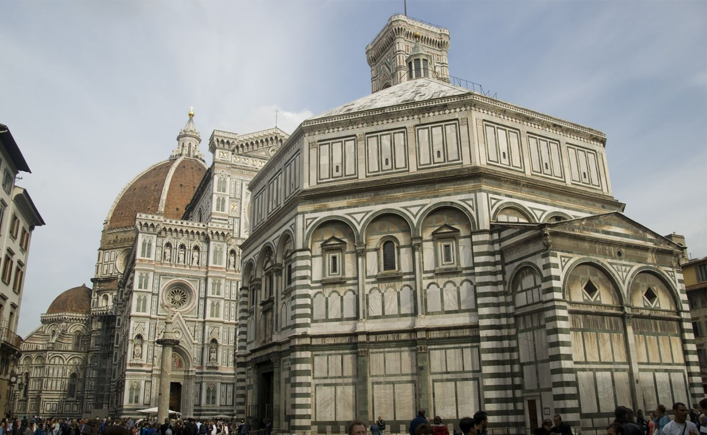 Walking Tour Florence