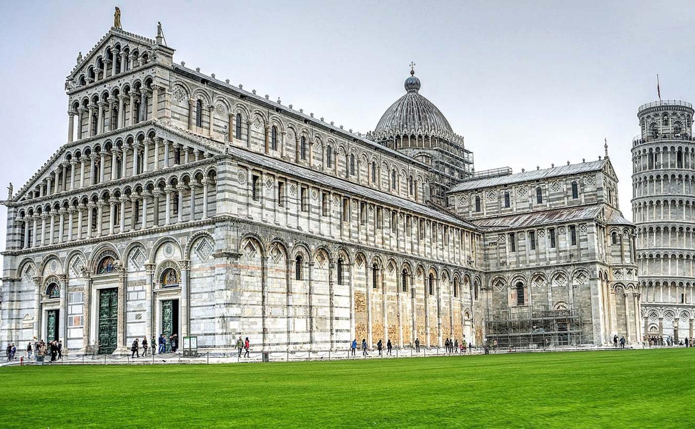 Walking Tour Pisa & Lucca 03