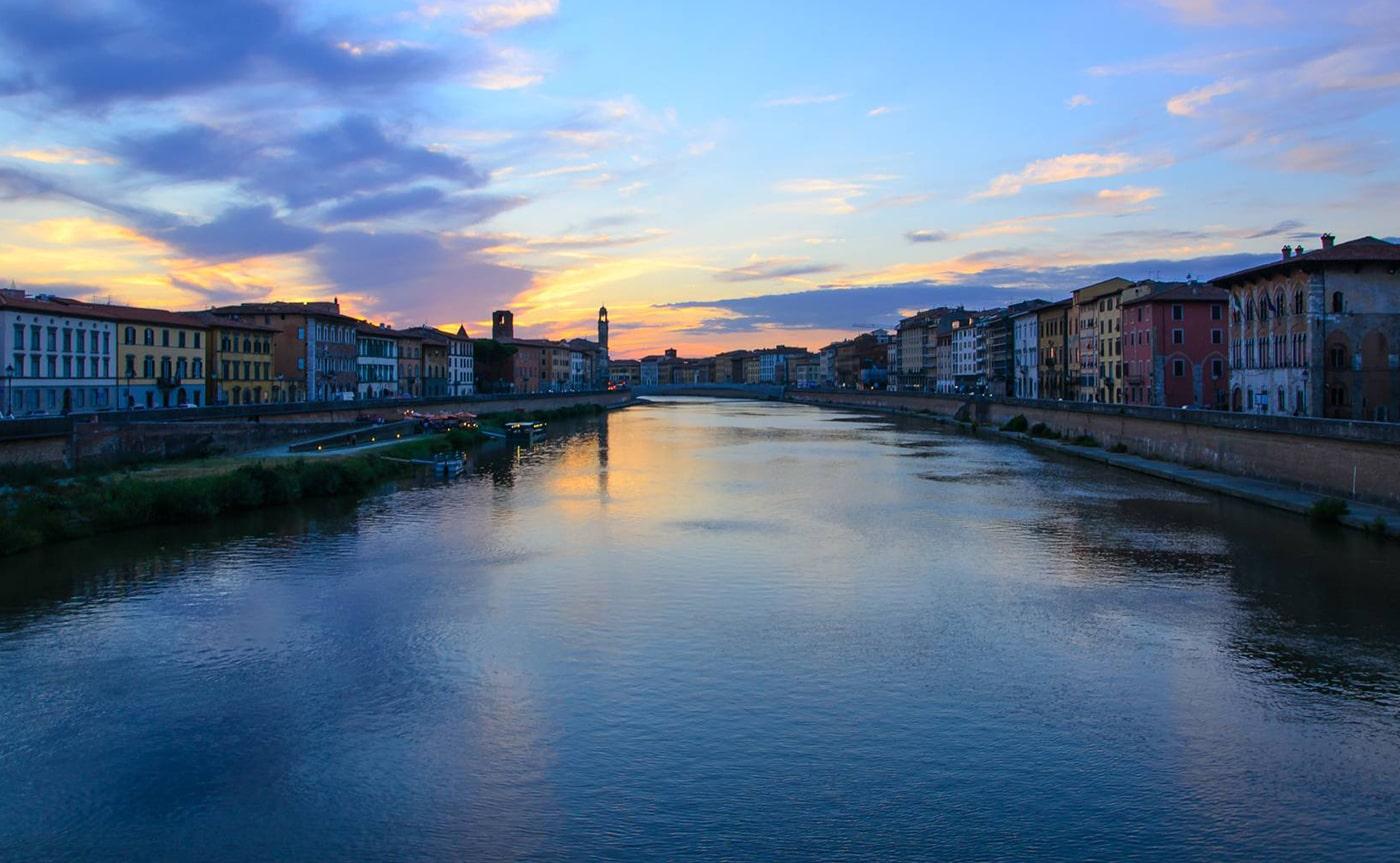 Walking Tour Pisa & Lucca 04