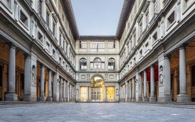 Walking Tour and Uffizi Gallery