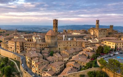 Walking Tour Volterra