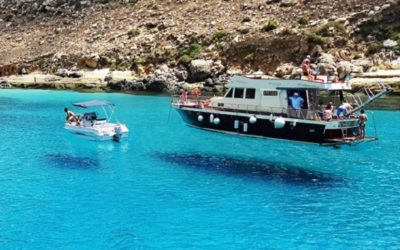 Sicily, discover the flying boats in the Lampedusa Island