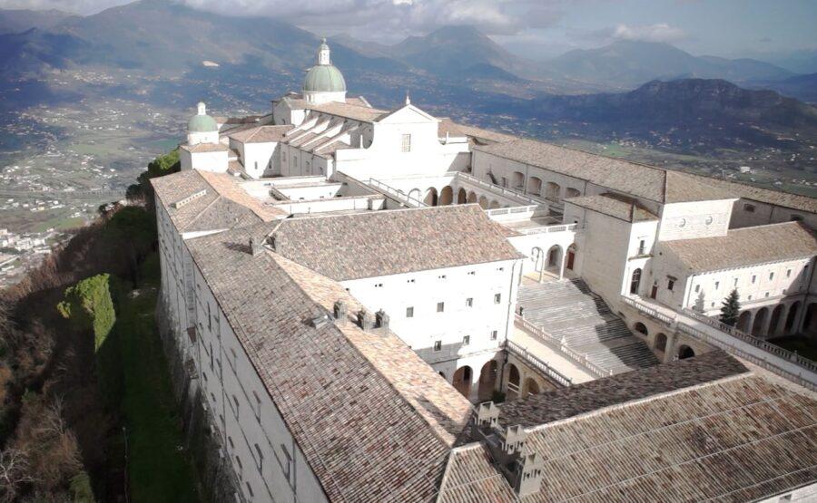 TOUR OF MONTECASSINO ABBEY