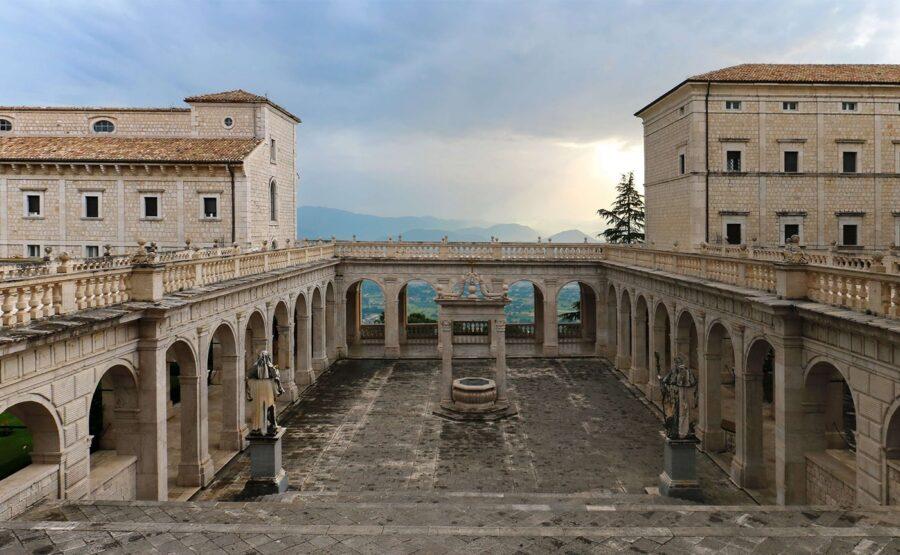 MONTECASSINO ABBEY TOUR – CASSINO