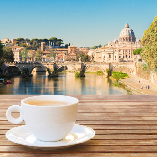 Five best places to drink coffee in Rome